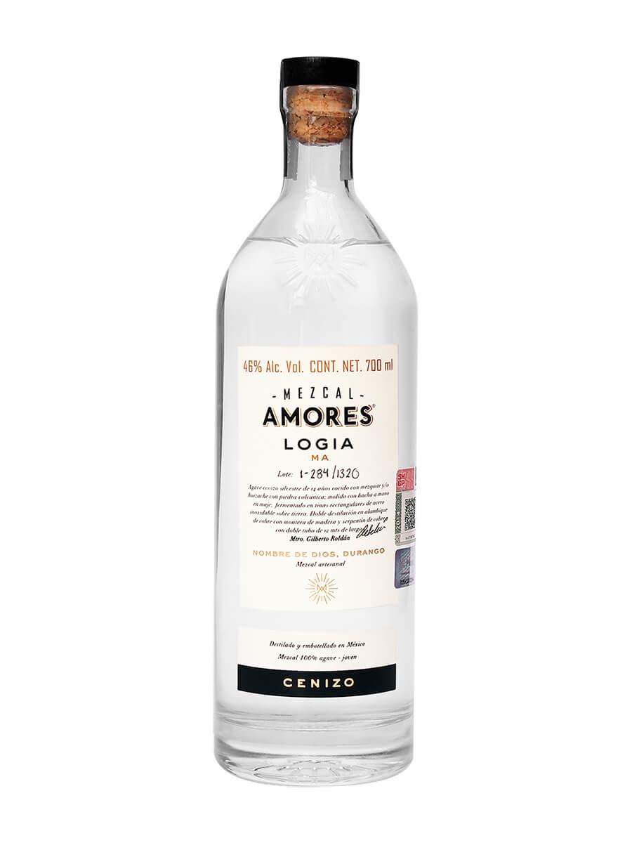mezcal amaras logia - 10 botellas que son un must para el bar de tu casa