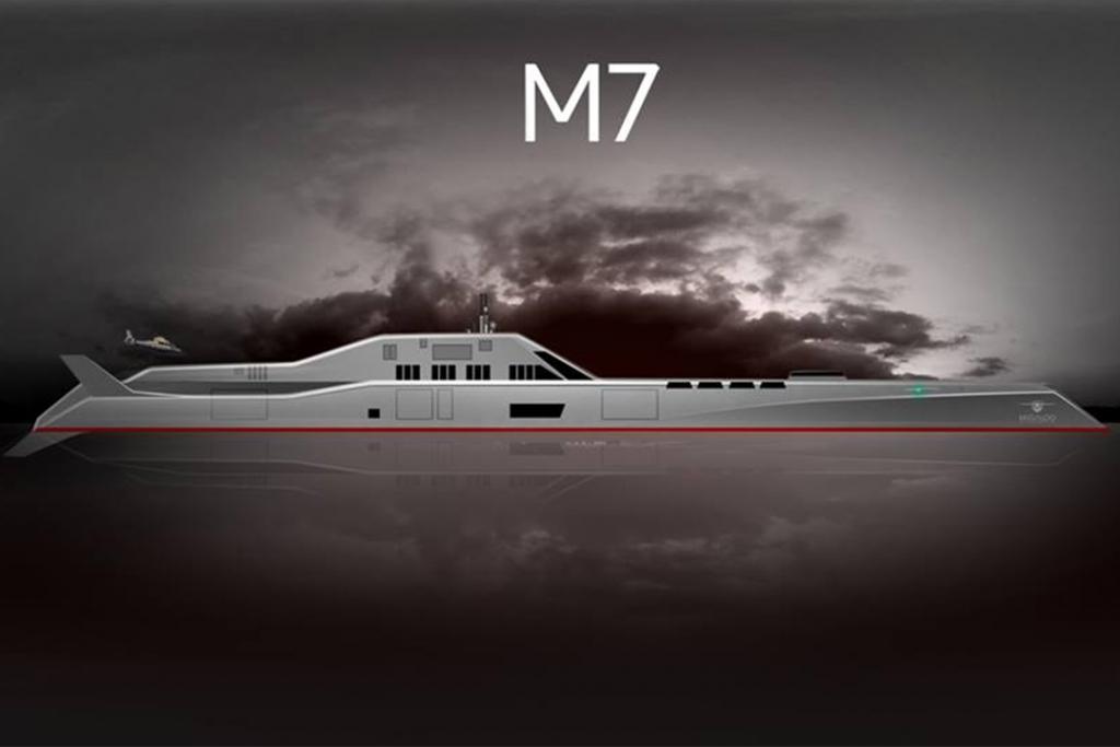 migaloo1 1024x683 - Este superyate mide más de 200 metros y puede sumergirse en el océano