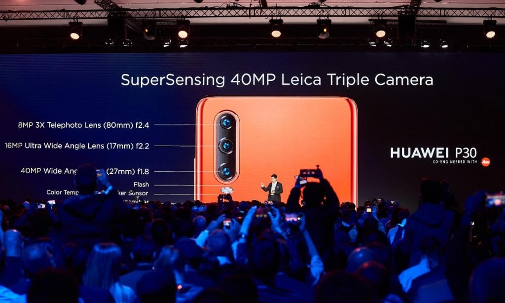 mil camaras 1024x614 - Los nuevos celulares de Huawei tienen la mejor cámara del mercado