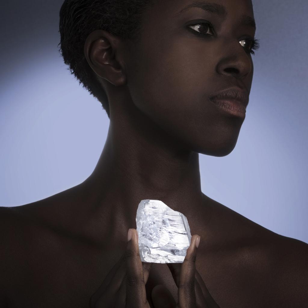 Model diamond 3 square 1024x1024 - No es un iceberg, es uno de los diamantes más grande del mundo