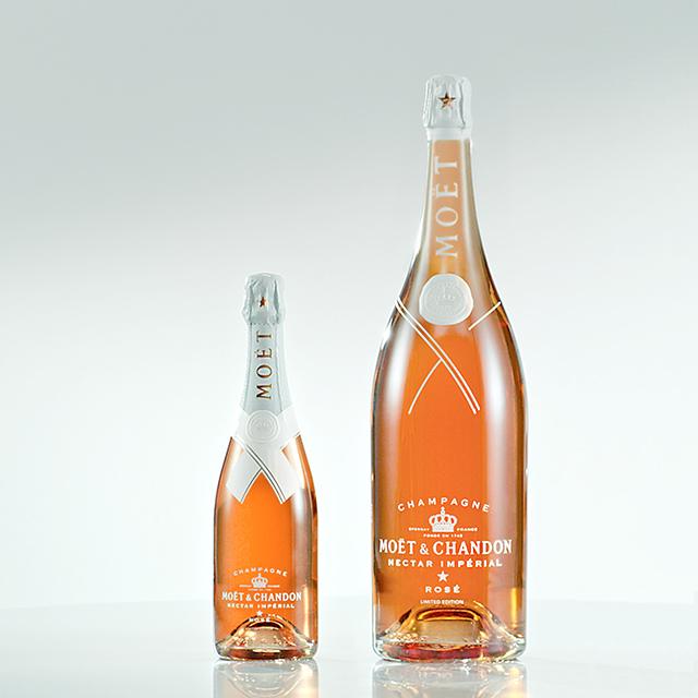 moet1 - Esta botella de Moët & Chandon sólo la podrás adquirir en Estados Unidos