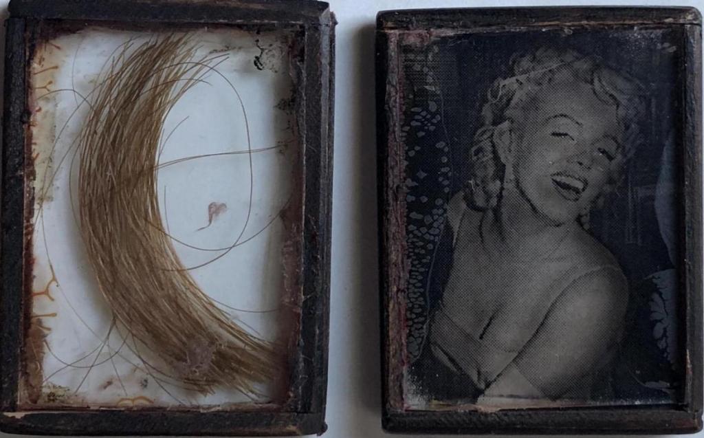 Monroes 1024x637 - Un mechón de Marilyn Monroe sale a subasta por 16,500 dólares