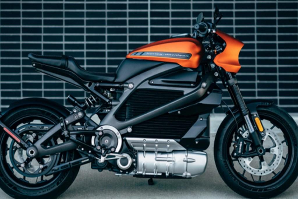 Harley-Davidson presenta su moto eléctrica con bluetooth