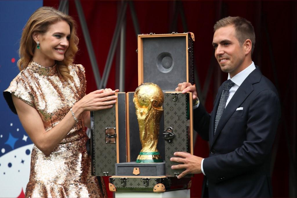 Conoce las marcas de lujo que estuvieron presentes en la final del Mundial