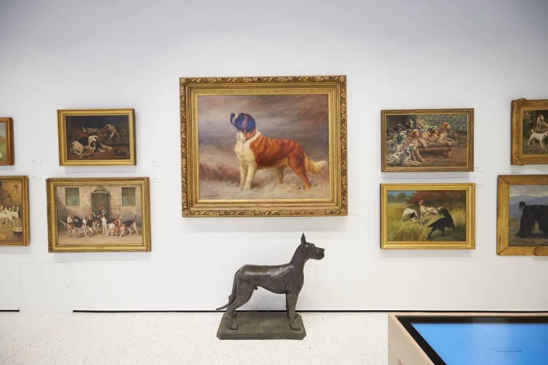 museum of the dog midtown east manhattan photo david woo american kennel club 003  x large - Por fin, un museo dedicado a los perros en Nueva York