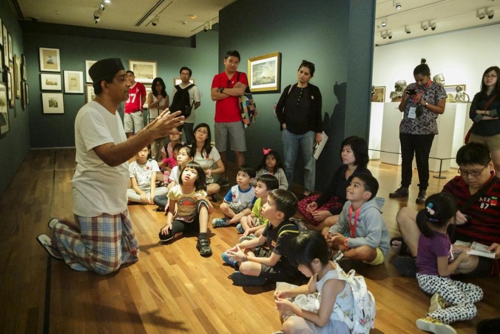 national gallery singapore stories in art 1280x853 1024x683 - ¿Vas a Washington DC? Visita uno de los museos más valiosos del mundo