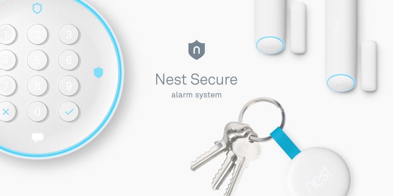 Nest Secure - El sistema de seguridad Nest de Google escondía un micrófono 'por error'