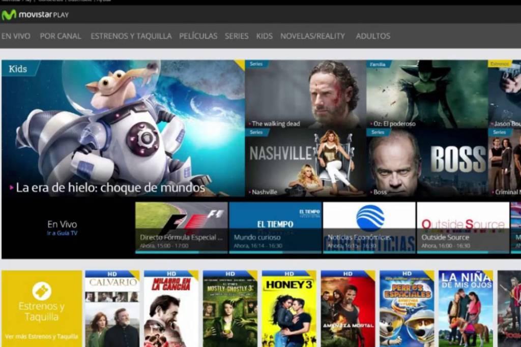 Todo lo que debes saber sobre el nuevo servicio de streaming de Movistar