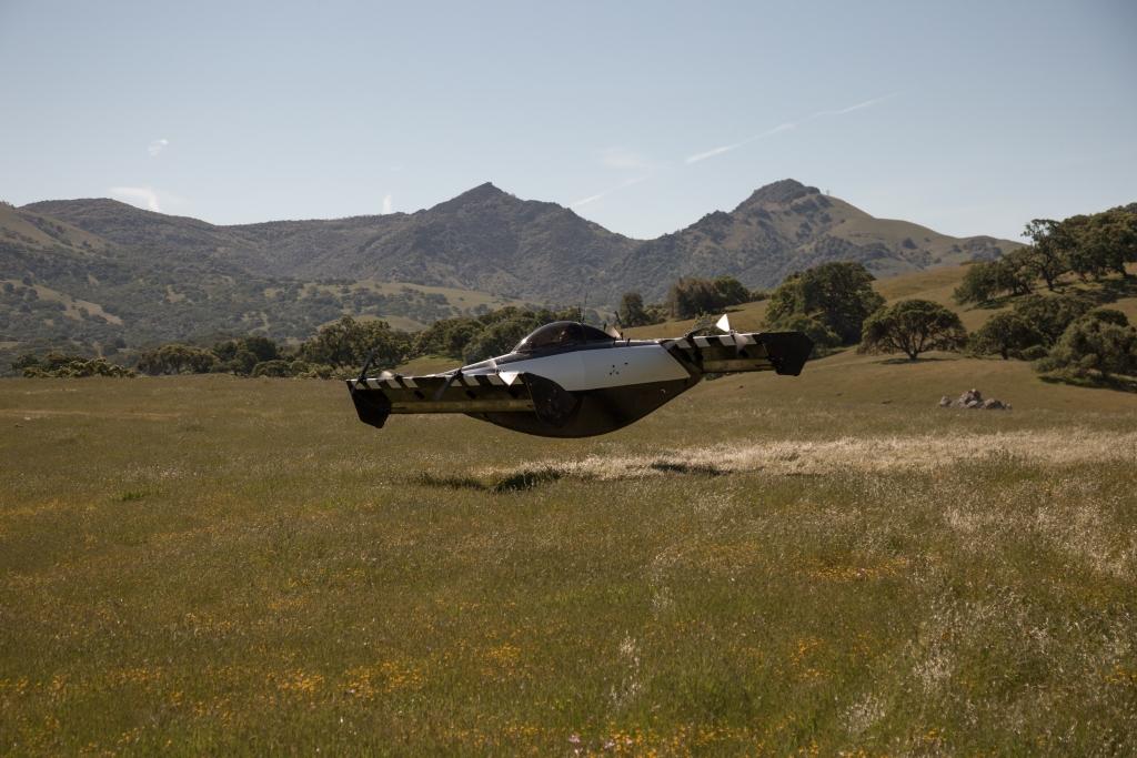 opener blackfly takeoff 1024x683 - Este es el primer auto volador completamente eléctrico