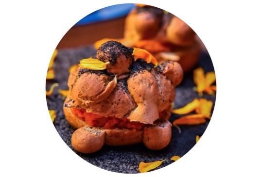 pan de muerto diferentes sabores 3 - Tienes que probar estas versiones y sabores diferentes del pan de muerto