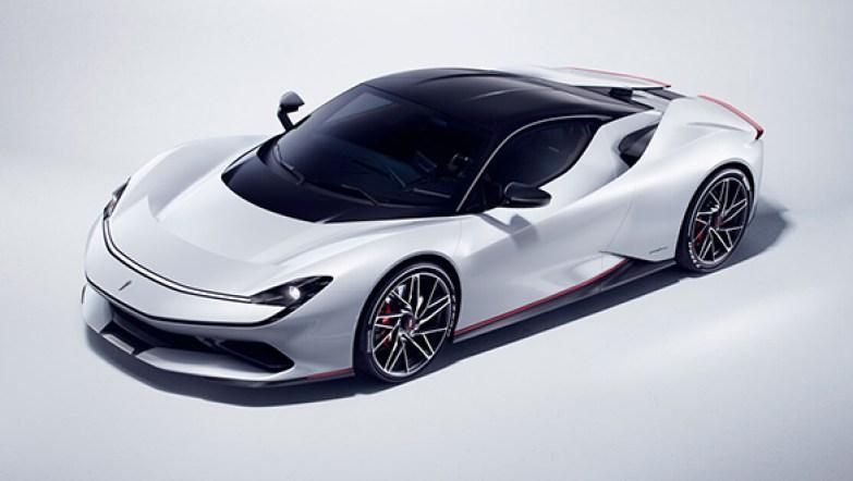 Pininfarina Battista 1 - Los más lujosos del Auto Show de Ginebra 2019
