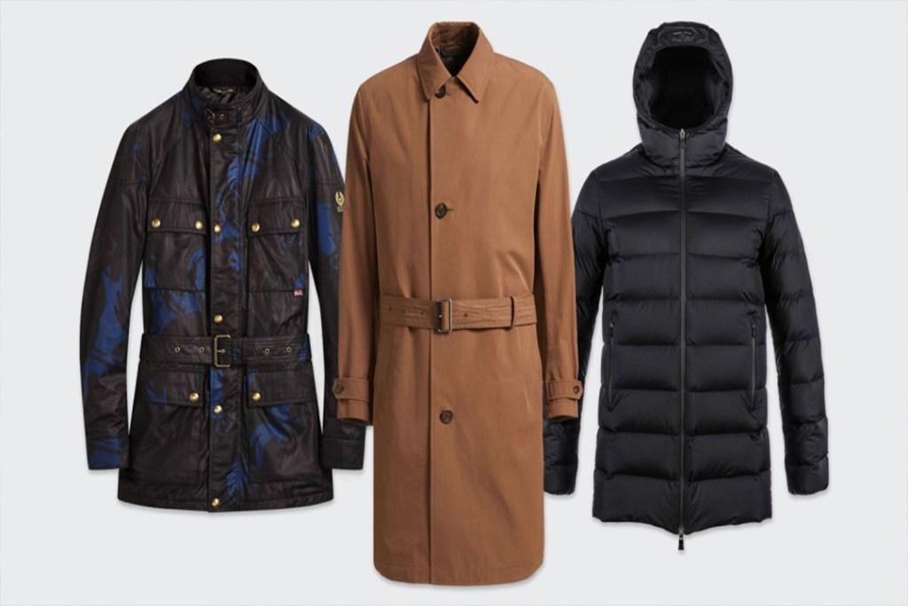 3 abrigos impermeables y ligeros que un gentleman debe tener