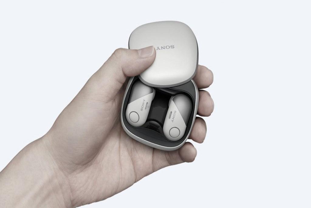¿Vas a ejercitarte este año?, te interesarán estos audífonos de Sony