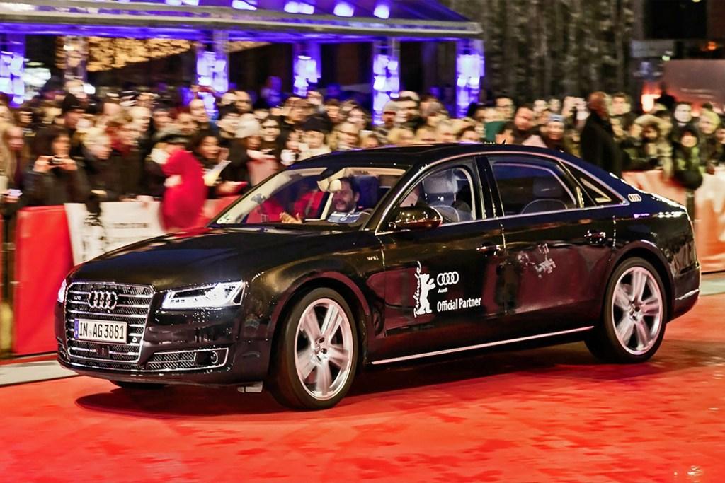 Así es como se recorre el mundo del cine a bordo de un Audi