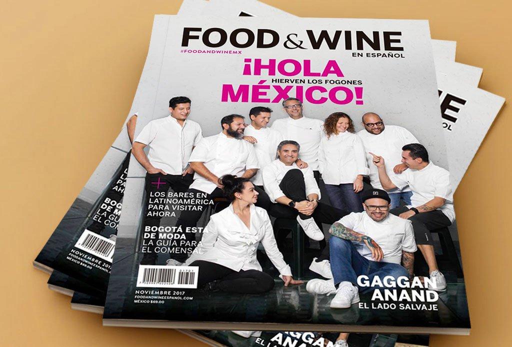 México dice hola a Food & Wine en Español