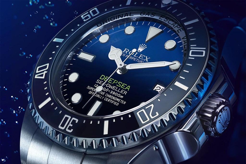 Rolex Deepsea es perfecto para el amante de lo profundo