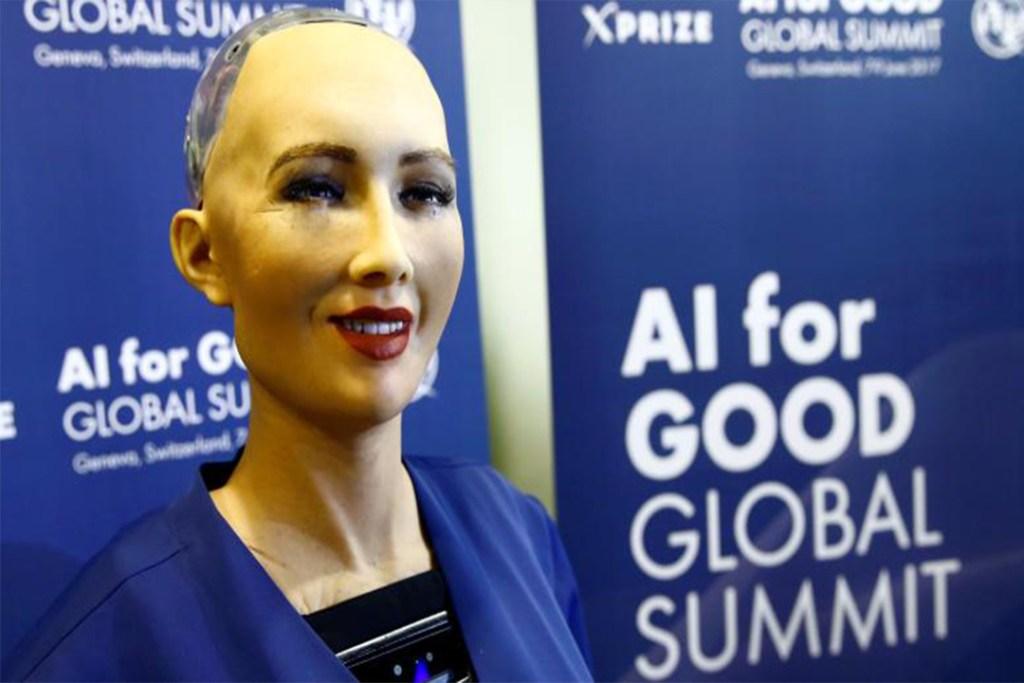 Sophia, el robot que un día quiso destruir a los humanos, vendrá a México, conócela