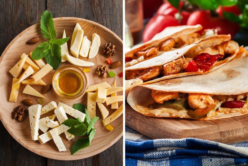 No creerás cómo puedes utilizar quesos europeos en deliciosos platillos mexicanos