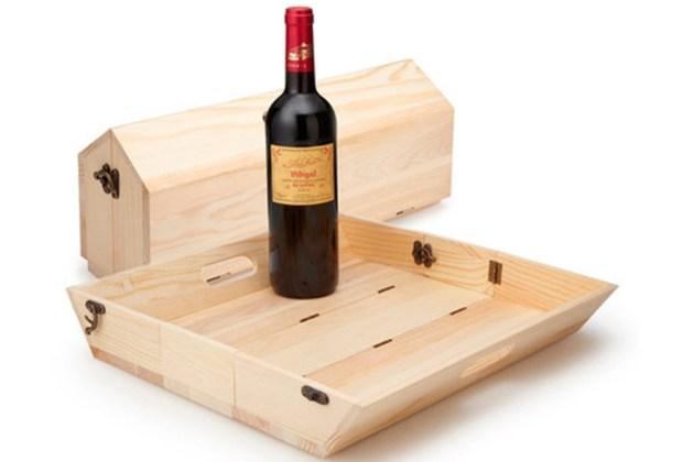 regalo caja - Los regalos perfectos para los amantes del vino