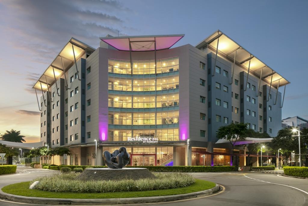 residence inn escazu costa rica fachada 2 1024x683 - ¡Pura Vida! Así se vive Costa Rica al estilo Marriot