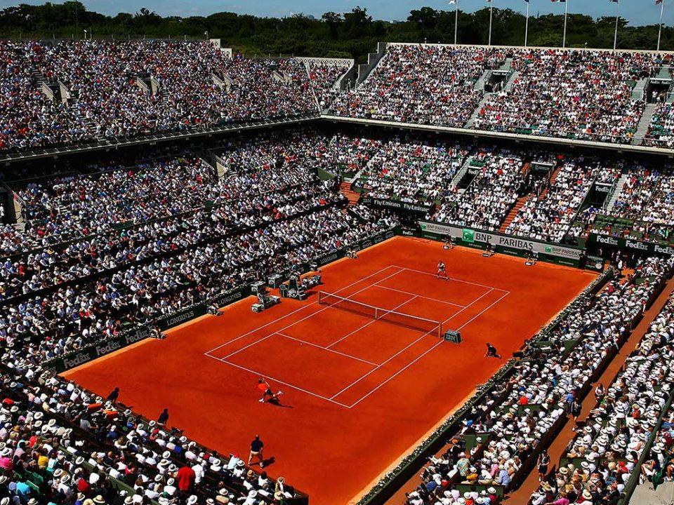 Guía RRMX para disfrutar el Roland Garros