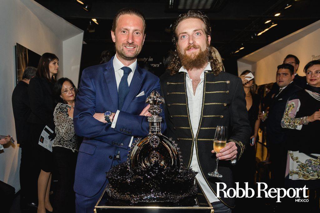 Louis XIII expone pieza única en Galería KATZ