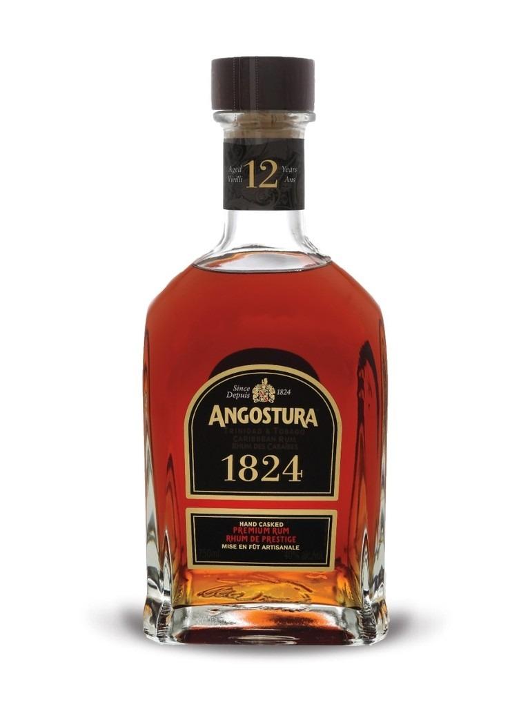 ron angostura 1824 premium 750 ml colegiales D NQ NP 485421 MLA20797178839 072016 F - 10 botellas que son un must para el bar de tu casa