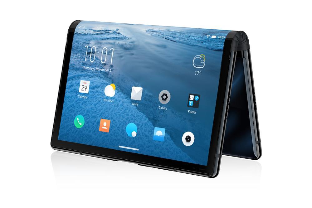 royole4 - Esta compañía china se adelantó a Samsung y ya tiene el primer celular plegable funcional