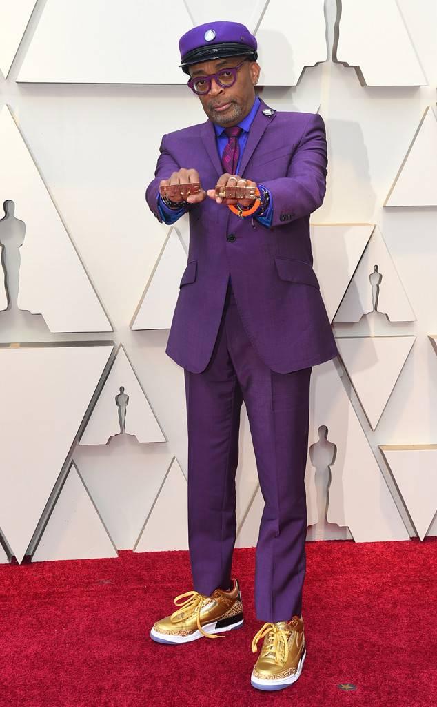 rs 634x1024 190224145413 634 2019 oscar academy awards red carpet fashions spike lee.cm .22419 - Nuestros favoritos y no tan favoritos de la red carpet en los Oscar 2019