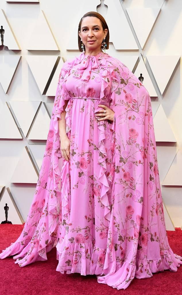 rs 634x1024 190224154309 634 2019 oscar academy awards red carpet fashions maya rudolph.cm .22419 - Nuestros favoritos y no tan favoritos de la red carpet en los Oscar 2019