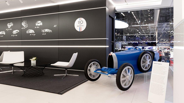 se image 4196f70b7efe565101bd5bb90bc4d6ea - Bugatti Baby II el nuevo coche eléctrico para los más pequeños