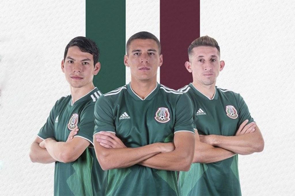 El grito de guerra para este mundial es: ¡Hechos en México!, ¡Hechos para la victoria!