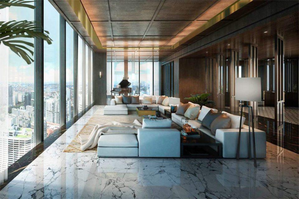 Singapur 1024x683 - Los penthouse más caros del mundo en los que desearás vivir
