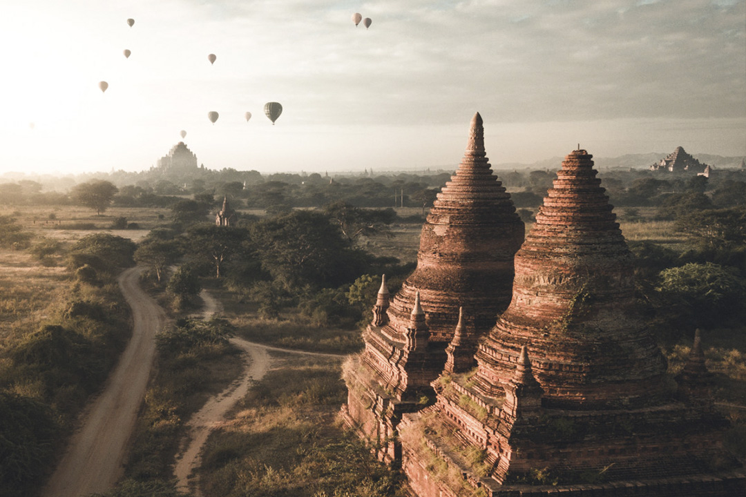 Las imágenes más impresionantes del mundo tomadas con un dron que te harán fanático de la fotografía