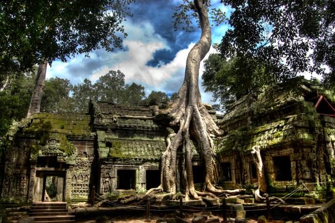 Ta Prohm Angkor Enterprise - Top 10: escenarios de película que puedes visitar en vacaciones