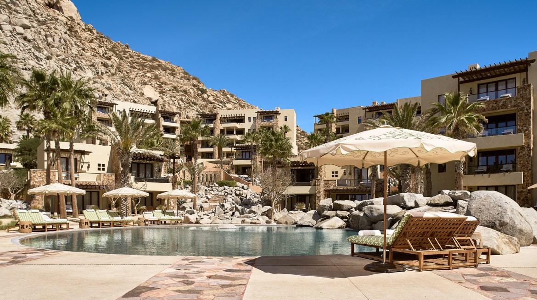 the resort at pedregal children pool - Las 5 estrellas de Forbes Travel Guide han recaído en estos hoteles mexicanos