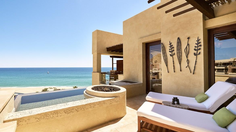 the resort at pedregal estrella suite plunge pool - Los Cabos es el lugar favorito de Lady Gaga para celebrar su cumpleaños