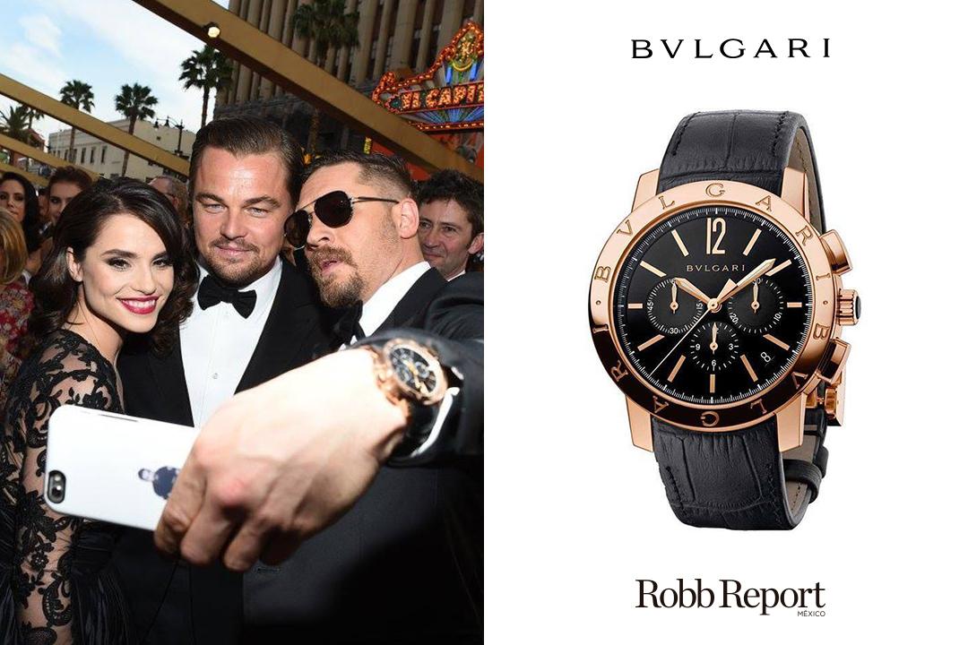 Tom Hardy Bvlgari - Estas son las marcas favoritas de lujo de Tom Hardy