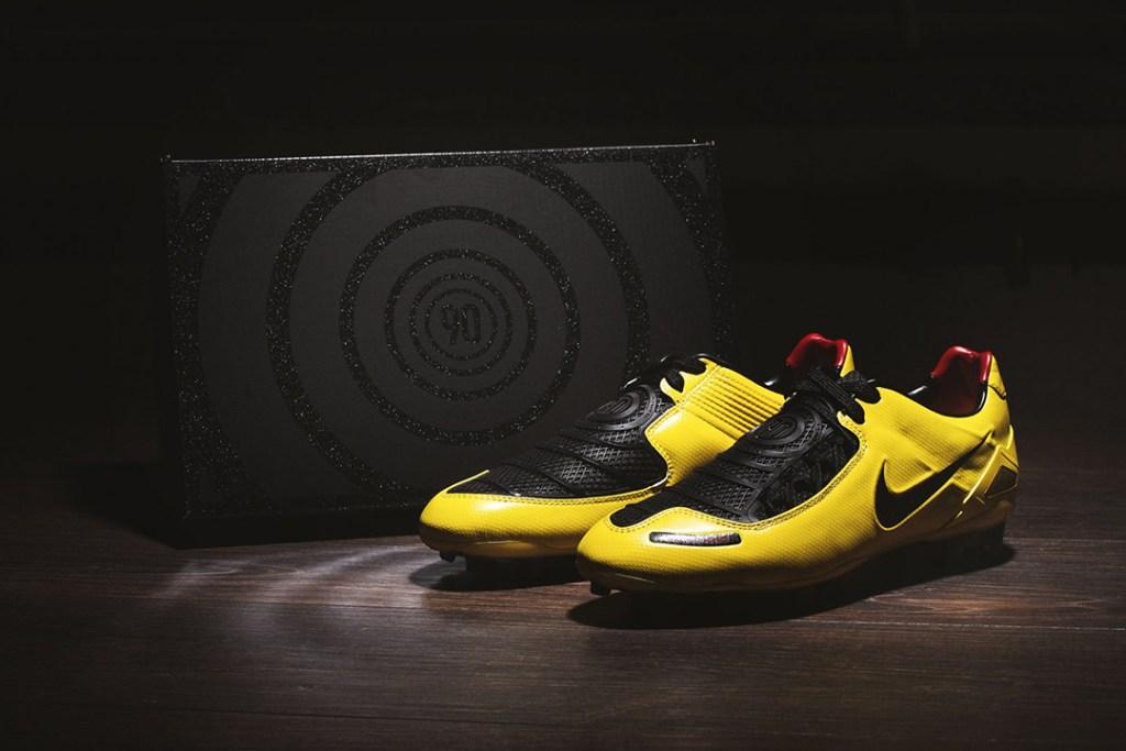 Nike Total 90 Laser regresan después de 12 años con una edición especial limitada