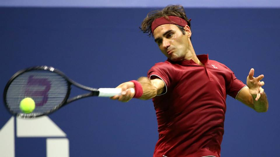 US1 - ¿Qué ocurrió con Roger Federer en el US Open?