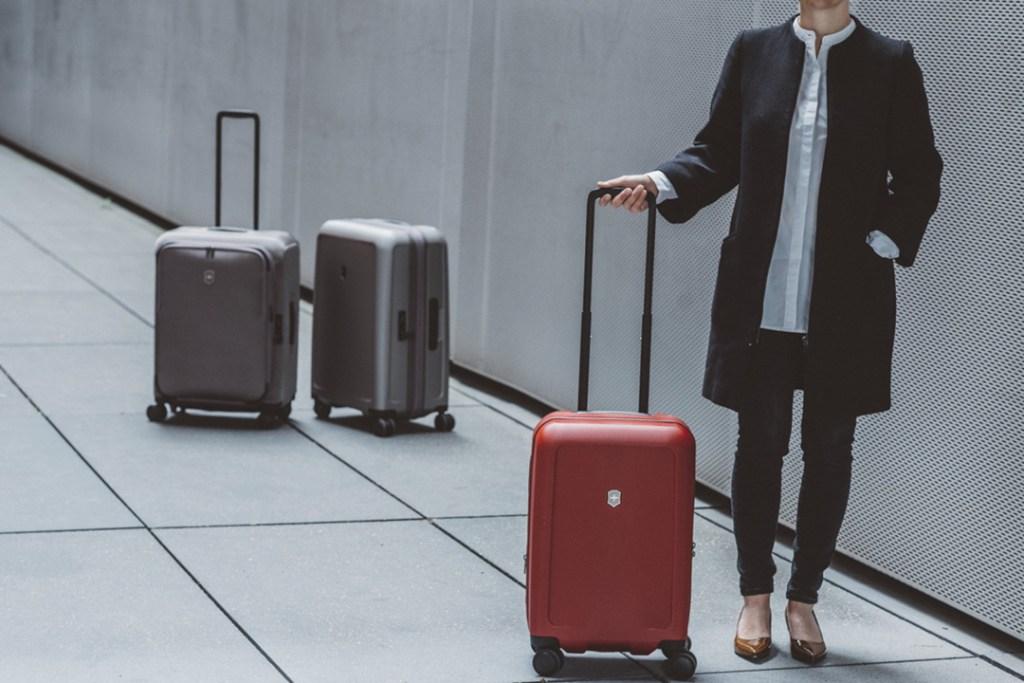 Las nuevas maletas de Victorinox harán tus vacaciones más fáciles