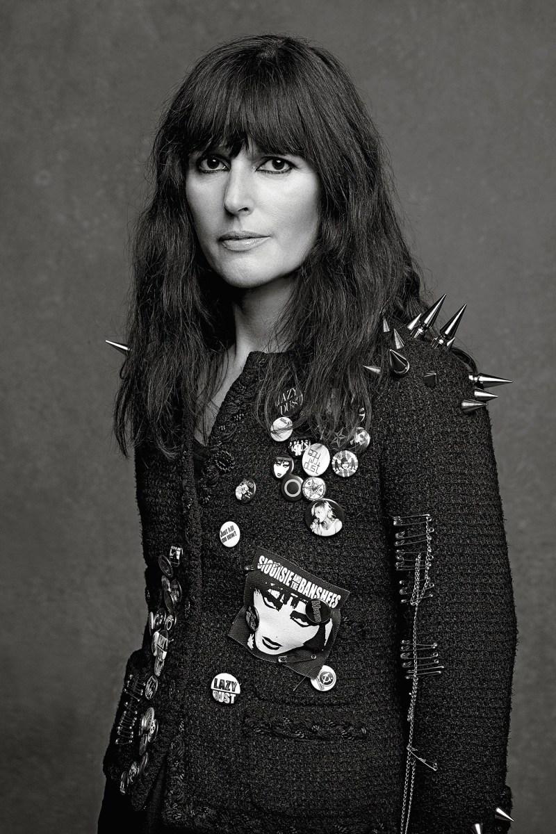 virginie viard chanel director karl lagerfeld 1 - Ella es la mujer que se quedará al frente de Chanel