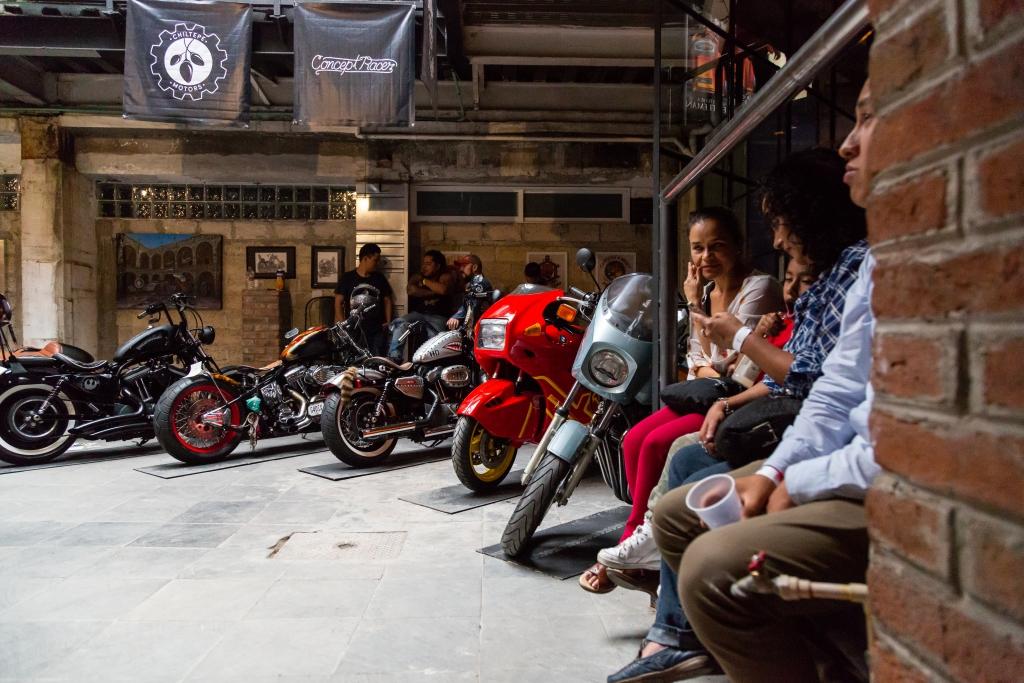 VMA2018 9 1024x683 - Así se vivió el 73 Vintage Moto Art by Moto Guzzi, un evento ideal para riders