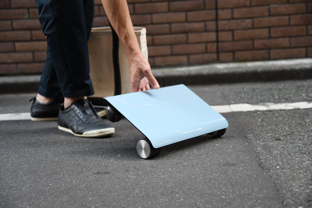 Walkcar pondrá el futuro de la movilidad, literalmente, en tus manos
