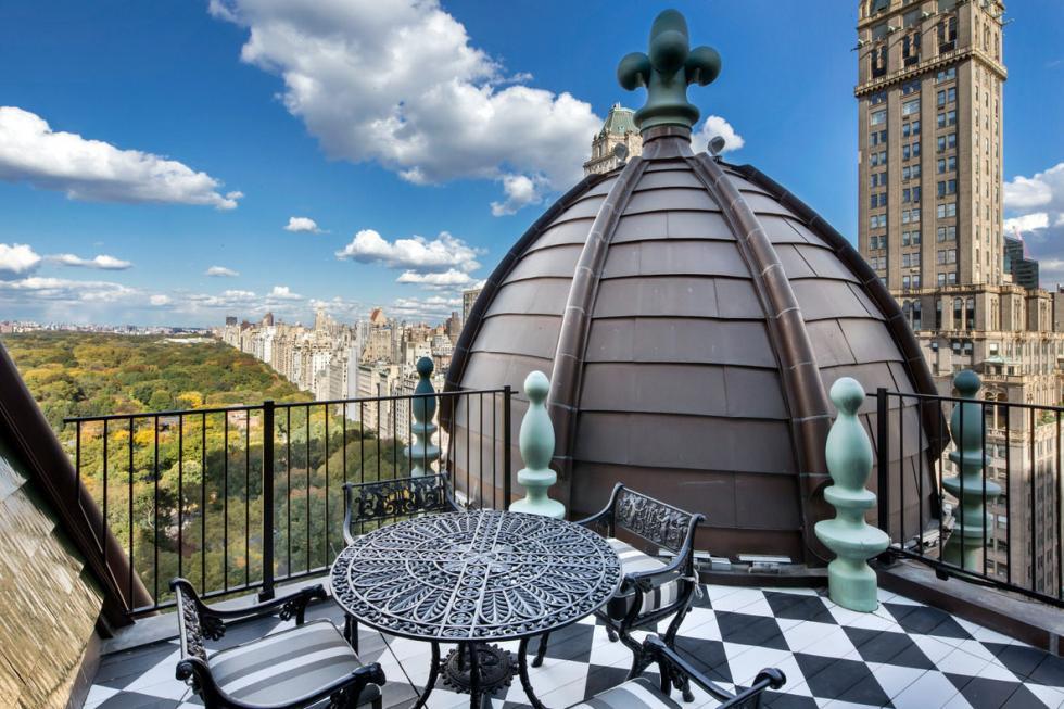 El penthouse de Tommy Hilfiger está en venta