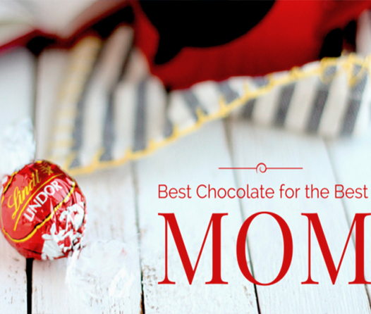 Lindt, el mejor regalo para una mamá loca por el chocolate