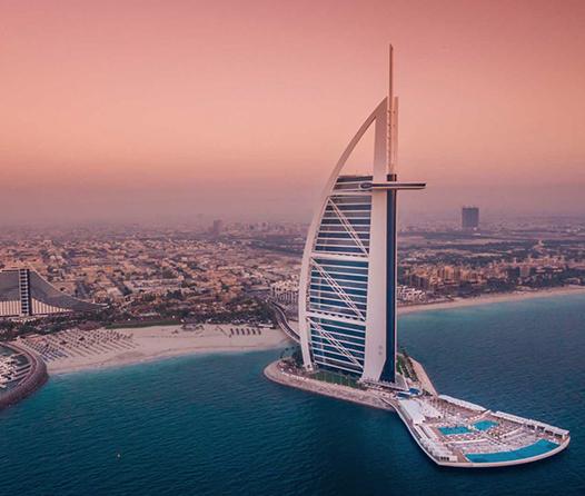 Top 5: Razones por las que Burj Al Arab es un hotel muy Robb Report