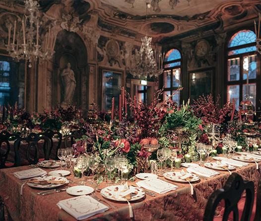 El baile del siglo en una exclusiva noche en Venecia por Dior