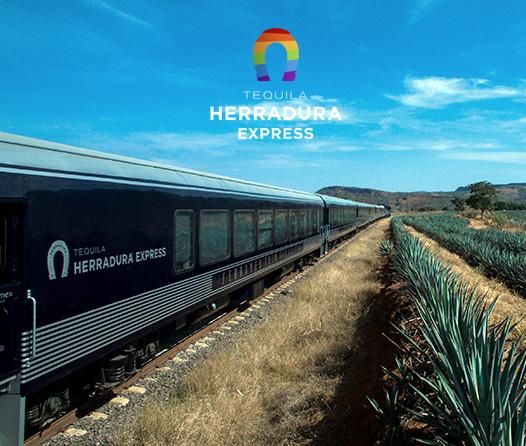 El tren del tequila que festeja el mes del Orgullo LGBT