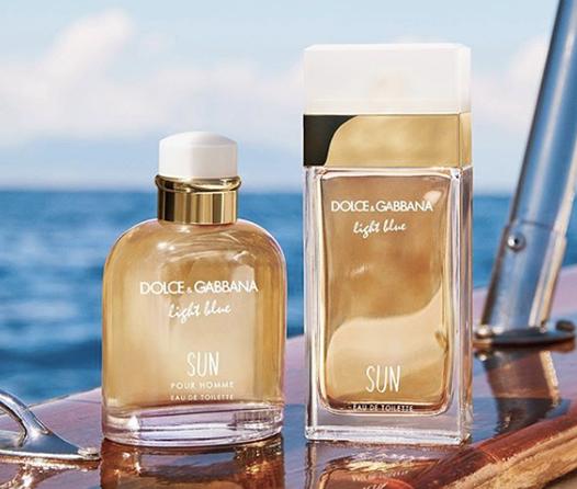 D&G Light Blue Sun, el perfume que todo hombre necesita este verano